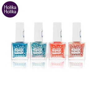HOLIKA HOLIKA Flash Beach Nail Collection 10ml [2018 Summer]